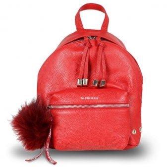 Monnalisa Backpack Red