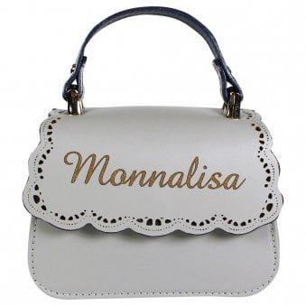 Monnalisa Bag Grey