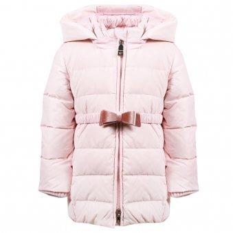 Monnalisa Coat Pink