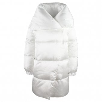 Monnalisa Coat White