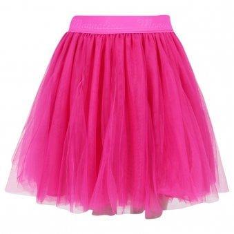 Monnalisa Skirt Pink