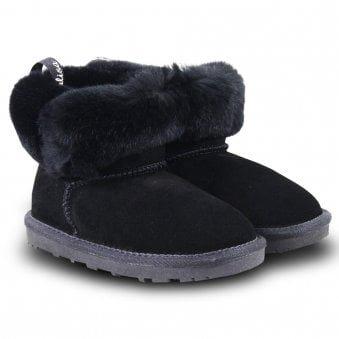 Monnalisa Boots Black