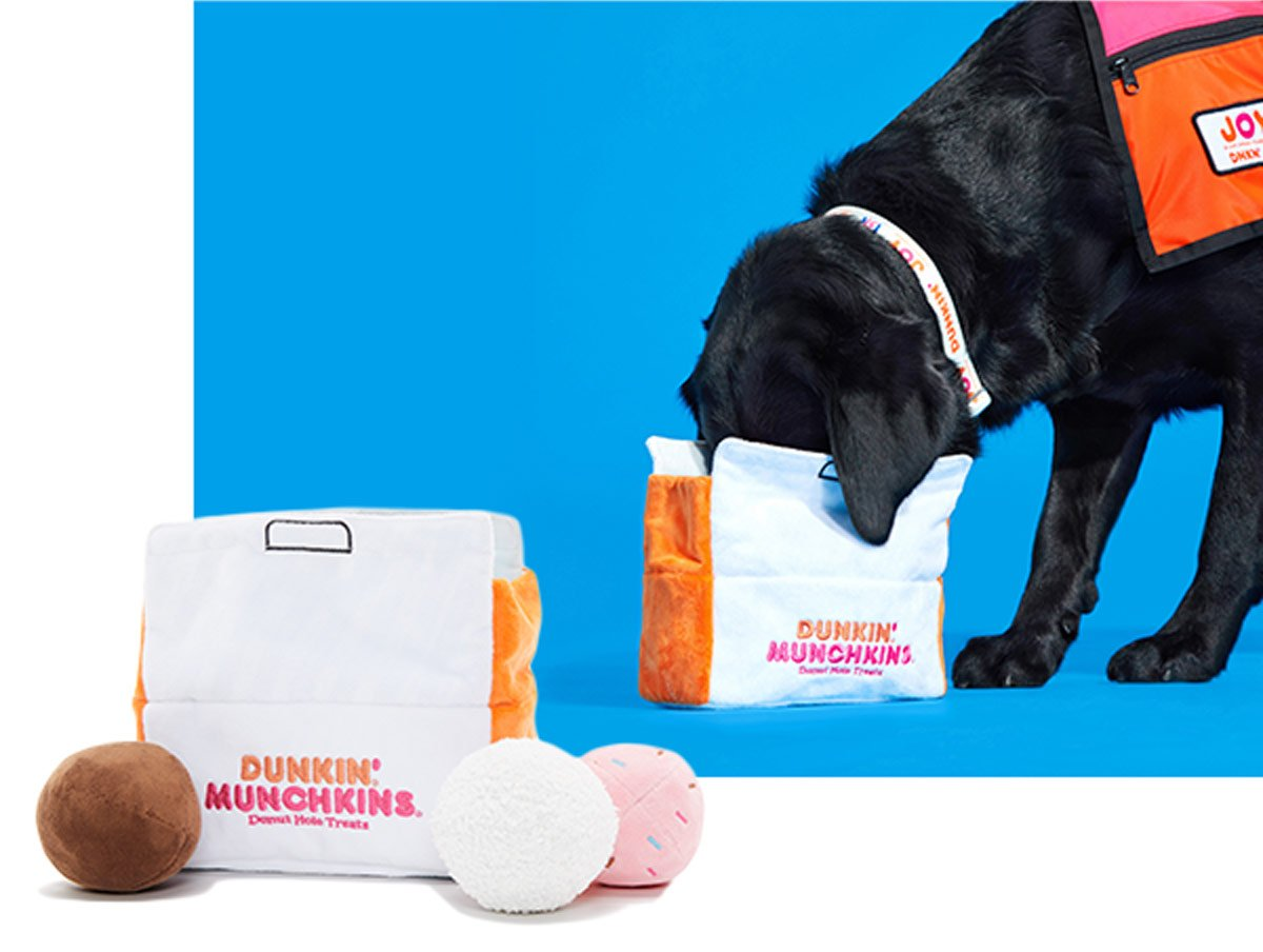 dunkin pup cup