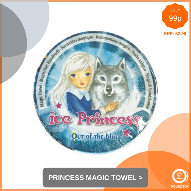 Princess Magic Towel
