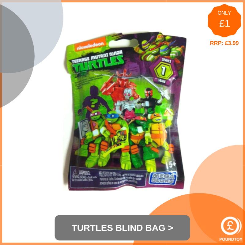 Turtles Blind Bags