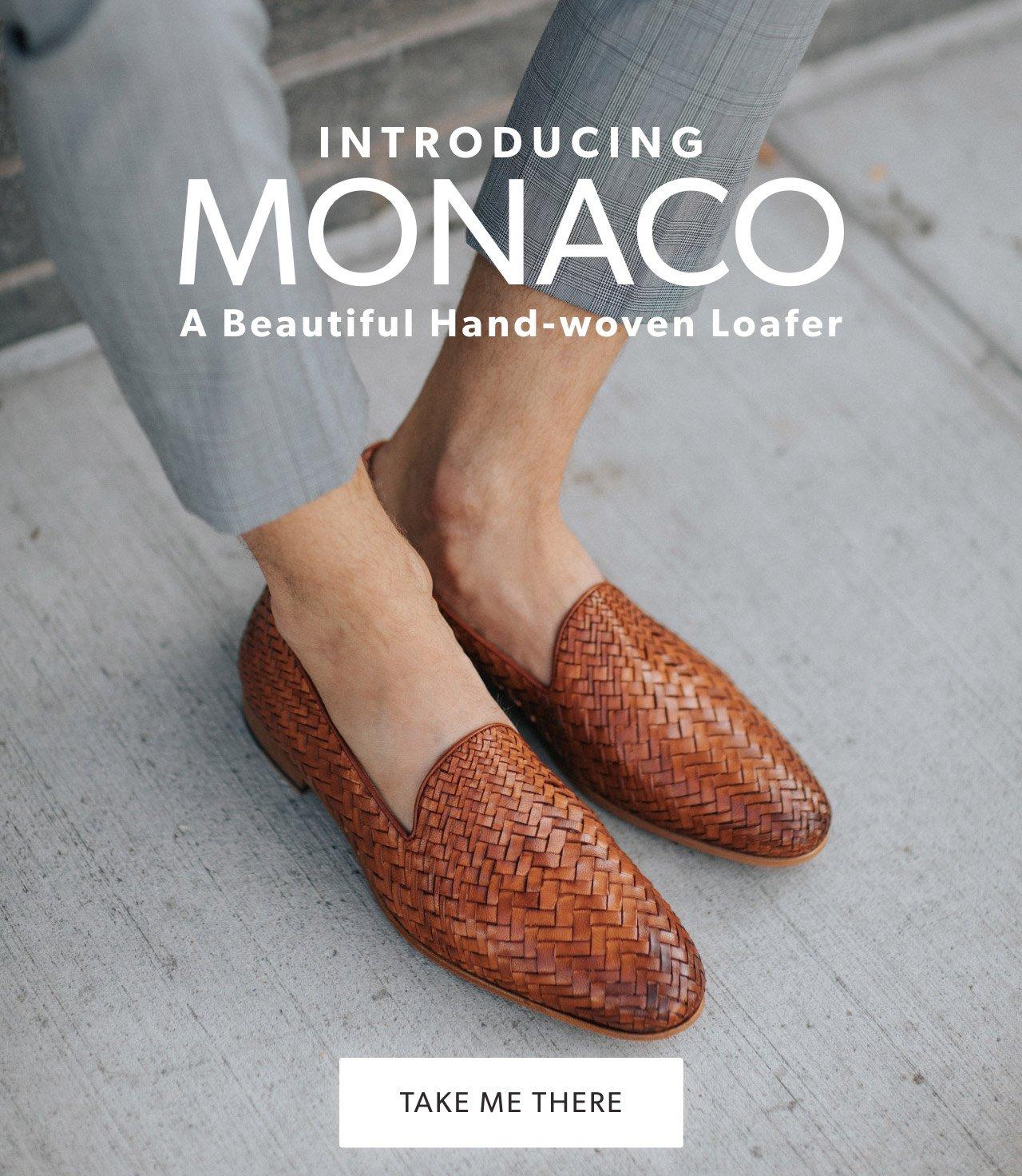 Taft Clothing Inc.: The Monaco Woven