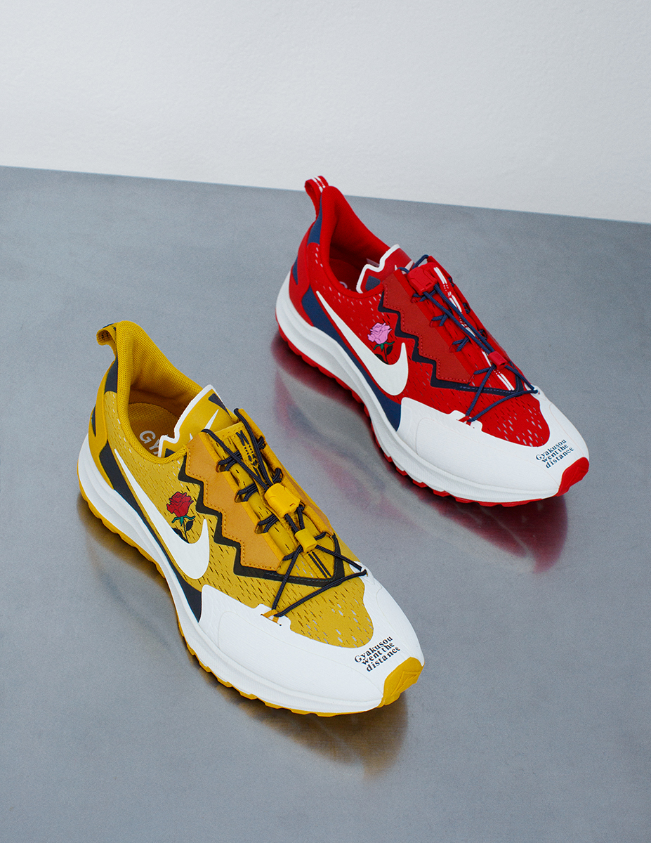Barra oblicua estante Asociar  VooStore: Nike x Undercover: Gyakusou, adidas Yeezy 700s and new Nike Shox  | Milled