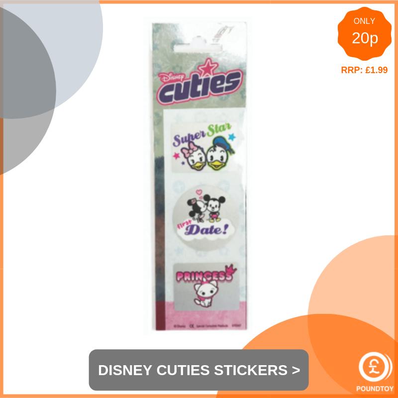Disney Cuties Stickers