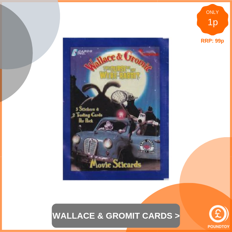 Wallace & Gromit Cards