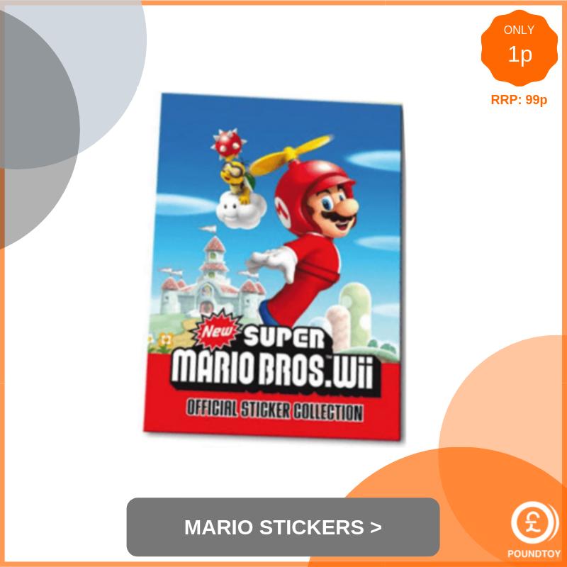 Super Mario Stickers