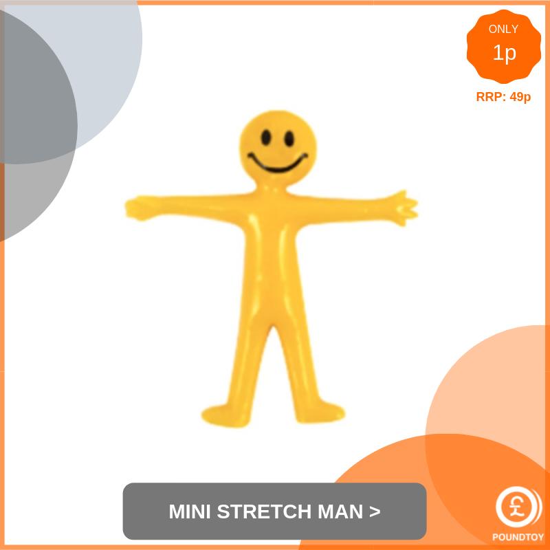 Mini Stretch Man