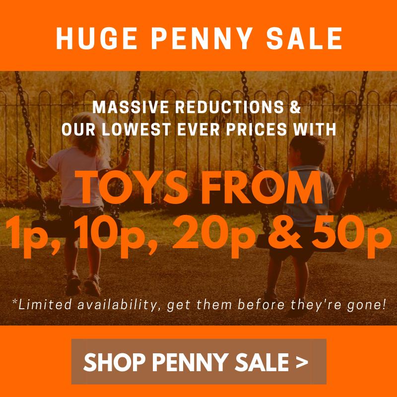 Huge Penny Sale Launch
