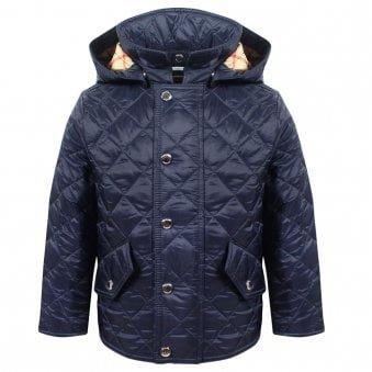 Burberry Ilana Jacket Navy