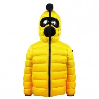 Riders On The Storm Down Jacket Yellow