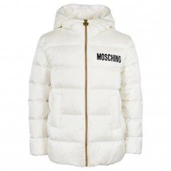 Moschino Jacket White