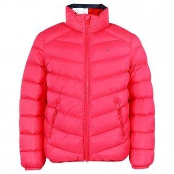 Tommy Hilfiger Jacket Pink