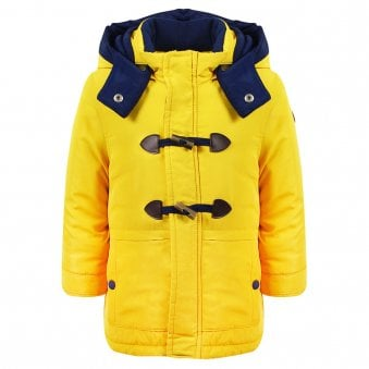 Mayoral Jacket Corn Yellow