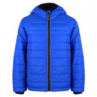 Canada Goose Sherwood Hooded Jacket Royal Blue