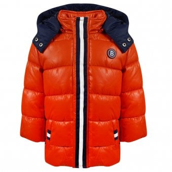 Mayoral Coat Pumpkin Orange