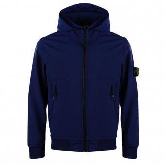 Stone Island Junior Jacket Ink Blue