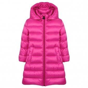 Moncler Majeure Jacket Fuchsia Pink