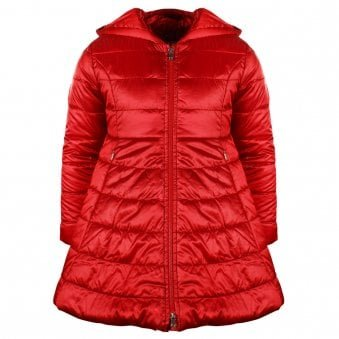 Mayoral Coat Red