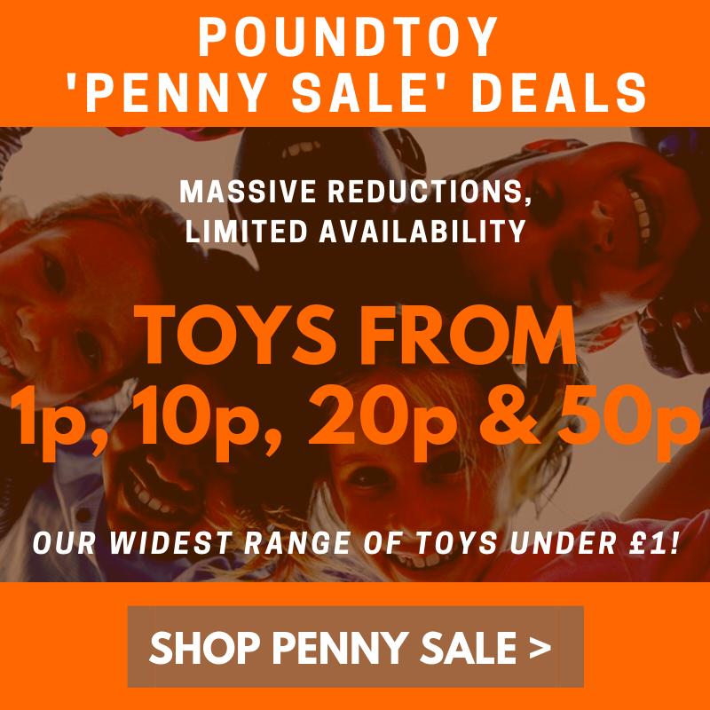PoundToy Penny Sale Deals