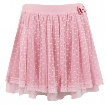 Angels Face Skirt Rose