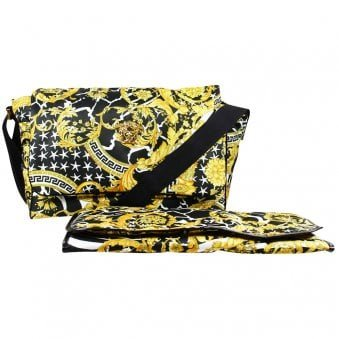 Versace Changing Bag Black
