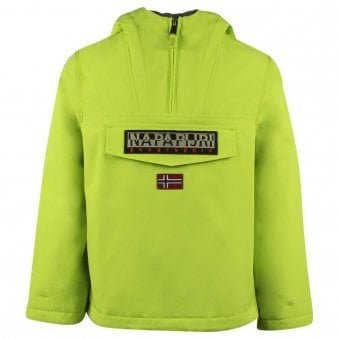 Napapijri Jacket Yellow Lime