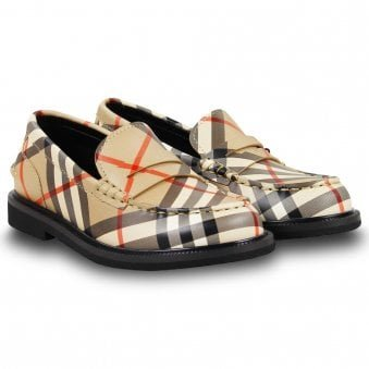 Burberry Blakeney Shoes Archive Beige
