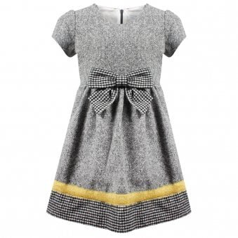 Balloon Chic Dress Grey