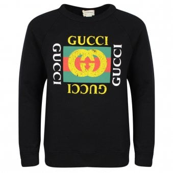 Gucci Sweatshirt Black
