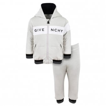 Givenchy Tracksuit Grey