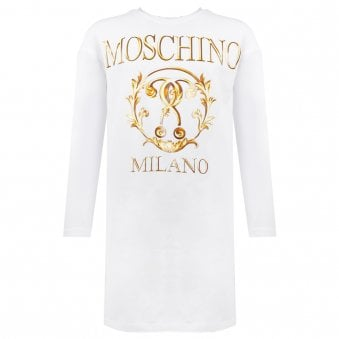 Moschino Dress White