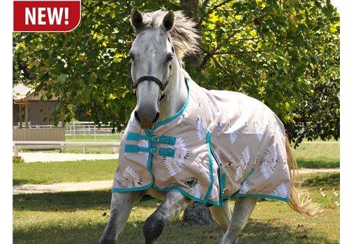240g Jeffers 600D Economy Horse Blanket