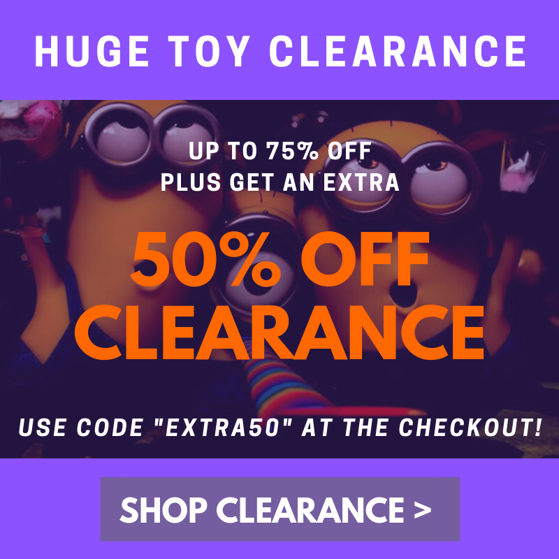 Huge Toy Clearance