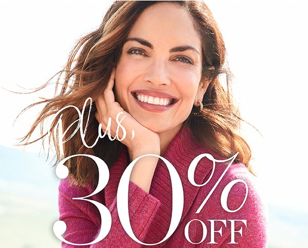 30% off ALL Tops. Shop Now