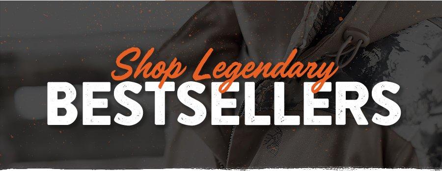 Shop Legendary Best Sellers