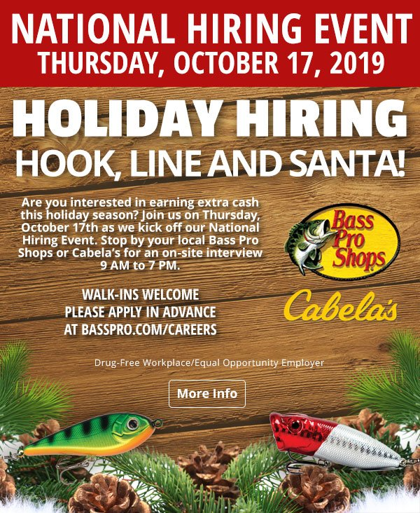 National Hiring Event