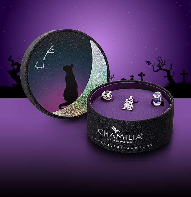 Chamilia 2020 Halloween Charms H. Samuel: NEW Halloween charms are here! | Milled