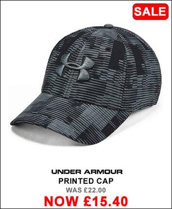 Under Armour Printed Cap