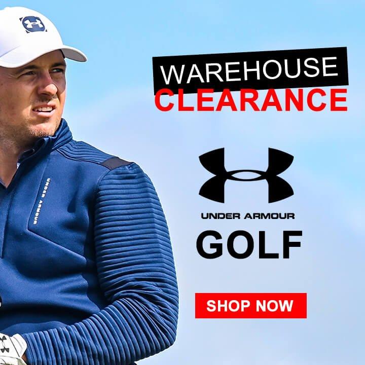 Under Armour Golf - Shop Now