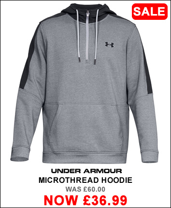 Under Armour Microthread Hoodie