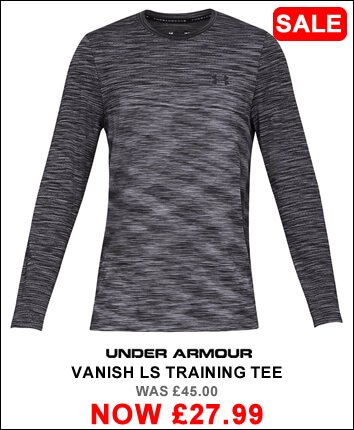Under Armour LS Tee
