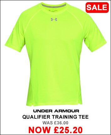 Under Armour Qualifier