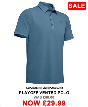 Under Armour Playoff Vented
