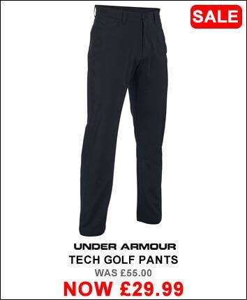 Under Armour Tech Pants