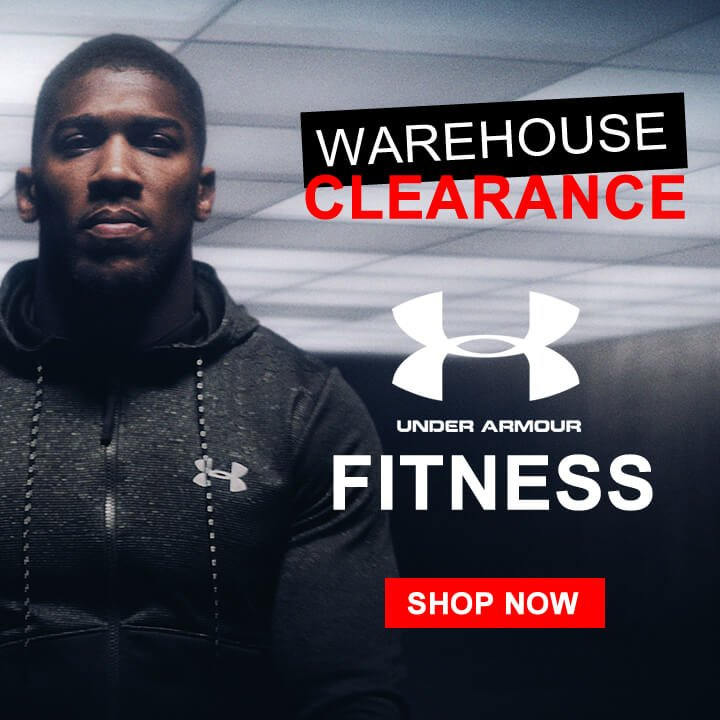 Under Armour Fitness - Shop Now