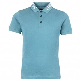Emporio Armani Polo Shirt Blue